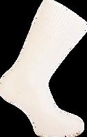 Witte MARCMARCS Sokken ELLEN  - medium