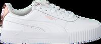 Witte PUMA Lage sneakers CARINA - medium
