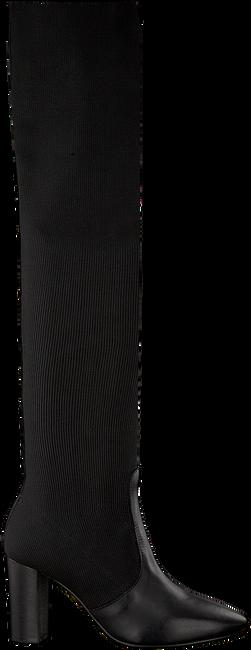 Zwarte FRED DE LA BRETONIERE Overknee laarzen 193010027 - large