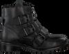 Zwarte OMODA Biker boots R5461 - small