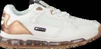 Witte BJORN BORG Lage sneakers X500 MSH  - medium