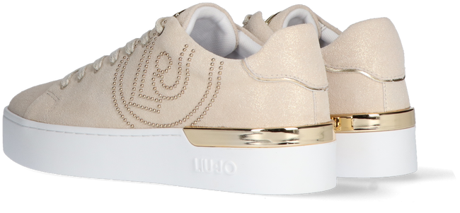 Beige LIU JO Lage sneakers SILVIA 33  - large