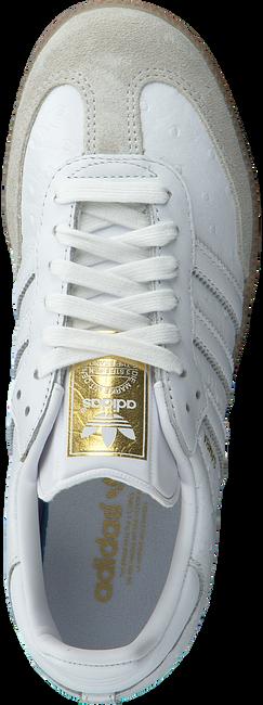 Witte ADIDAS Sneakers SAMBA DAMES  - large