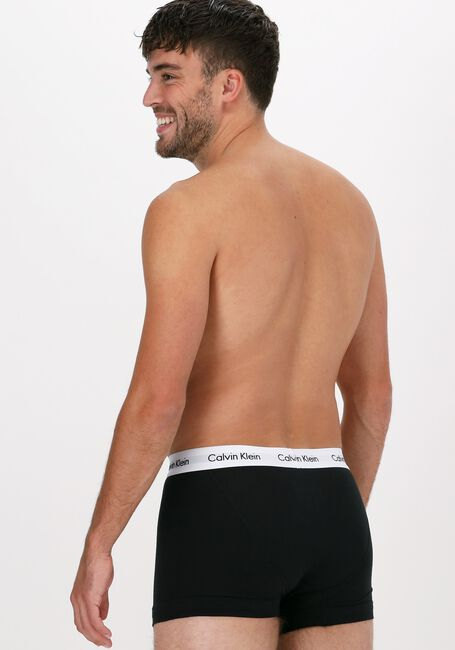 Zwarte CALVIN KLEIN UNDERWEAR Boxershort TRUNK 3PK - large
