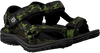 Groene BRAQEEZ Slippers SKY SPORT  - small