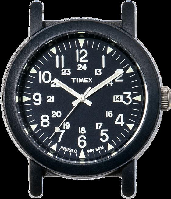 Blauwe TIMEX Horloge CAMPER - large