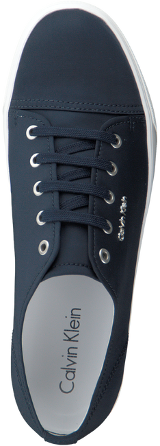 Blauwe CALVIN KLEIN Sneakers NAPOLEON  - large