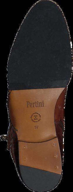Cognac PERTINI Enkellaarsjes 16003  - large