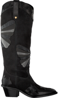 Zwarte FABIENNE CHAPOT Hoge laarzen HOLLY KNEE HIGH BUTTERFLY BOOT  - medium