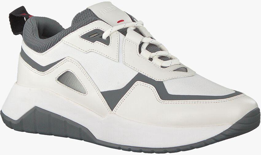 Witte HUGO Sneaker ATOM RUNN - larger