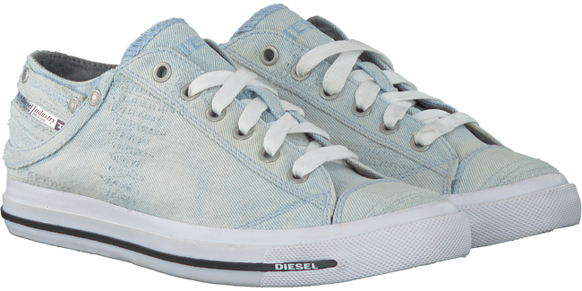 Blauwe DIESEL Sneakers MAGNETE EXPOSURE  - large