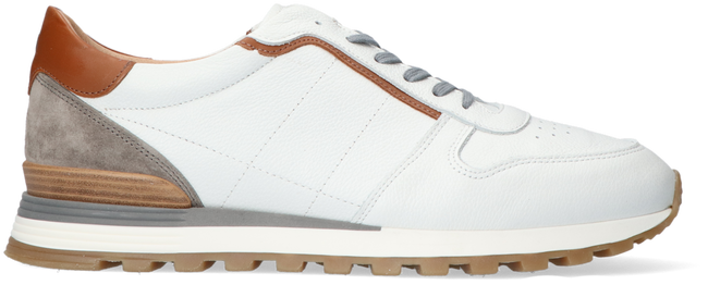 Witte GIORGIO Lage sneakers 87519  - large