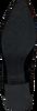 Zwarte HISPANITAS Enkellaarsjes HI87414 - small