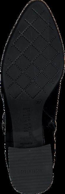 Zwarte HISPANITAS Enkellaarsjes HI87414 - large
