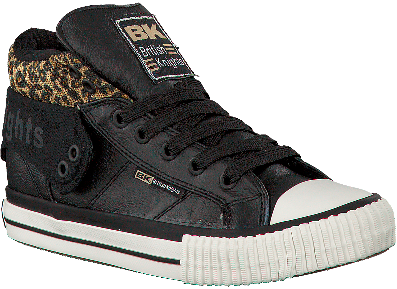 c70f98ea58c Zwarte BRITISH KNIGHTS Sneakers ROCO - large. Next