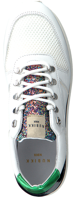Witte NUBIKK Sneakers EVI JAW  - large