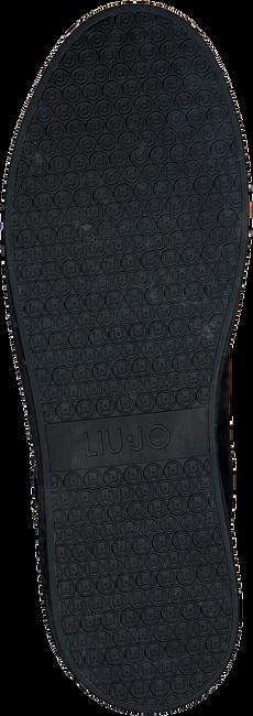 Zwarte LIU JO Lage sneakers SILVIA 10  - large