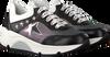Zwarte CULT Lage sneakers C6 - small