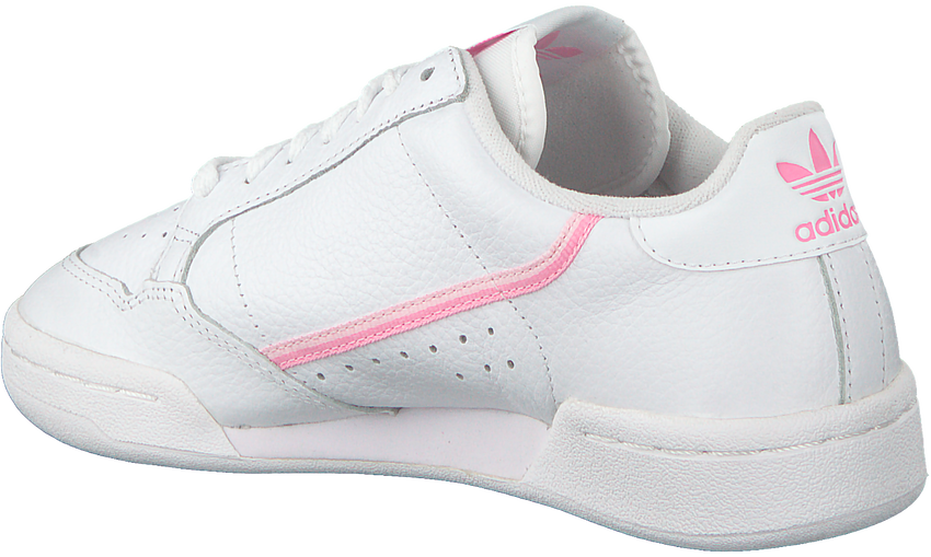 Witte ADIDAS Sneakers CONTINENTAL 80 W  - larger
