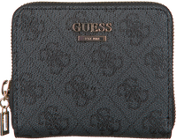 Zwarte GUESS Portemonnee CATHLEEN SLG CHEQUE SMALL ZIP  - medium