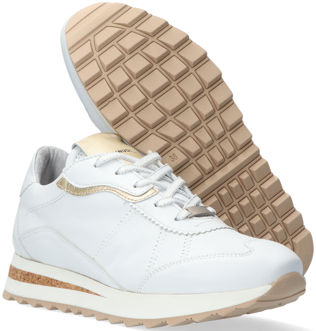 Witte PIEDI NUDI Sneakers 2487-03  - large