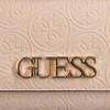 Roze GUESS Portemonnee HERITAGE POP SLG  - small