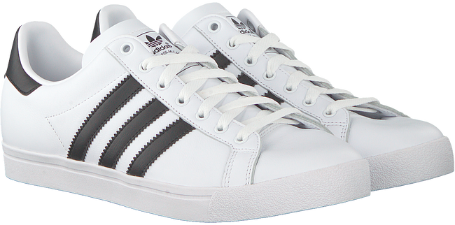 Witte ADIDAS Sneakers COAST STAR hXpODM4k