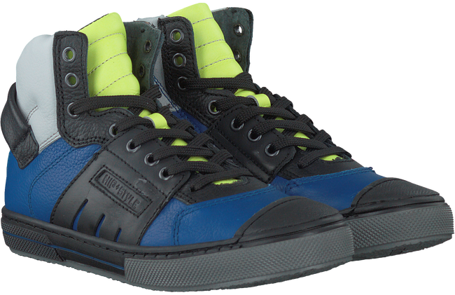 Blauwe HIP Sneakers H1388  - large