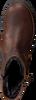 Cognac OMODA Enkelboots 8791OM - small