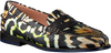 Zwarte FLORIS VAN BOMMEL Loafers 85407  - small
