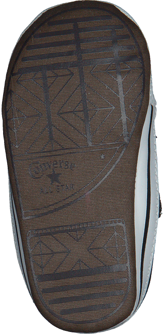 Zwarte CONVERSE Babyschoenen CRIBSTER CANVAS COLOR  - large