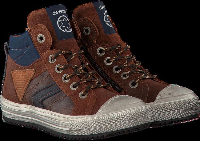Bruine DEVELAB Sneakers 41527  - large