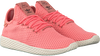 Roze ADIDAS Sneakers PW TENNIS HU DAMES  - small