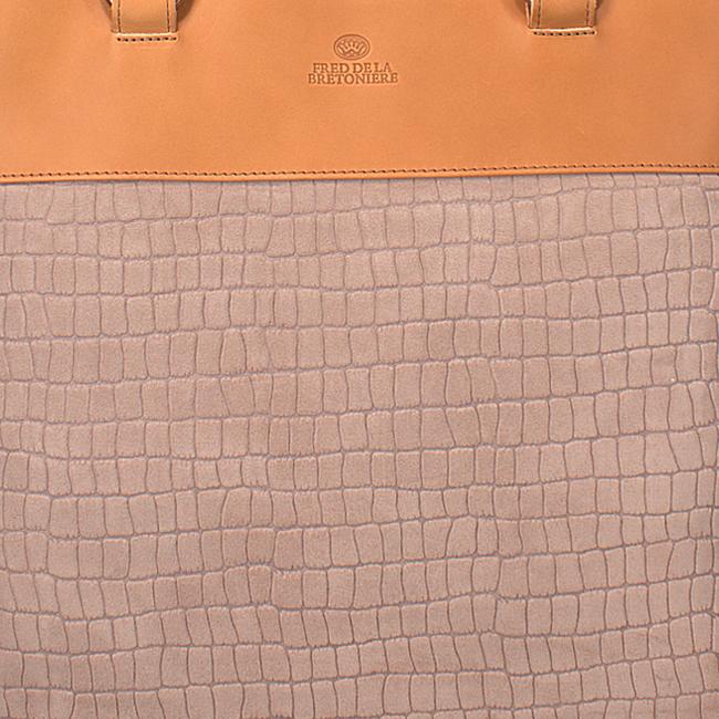 Roze FRED DE LA BRETONIERE Shopper 282010003 - large