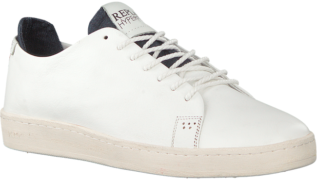 Witte REPLAY Sneakers WHARM - large