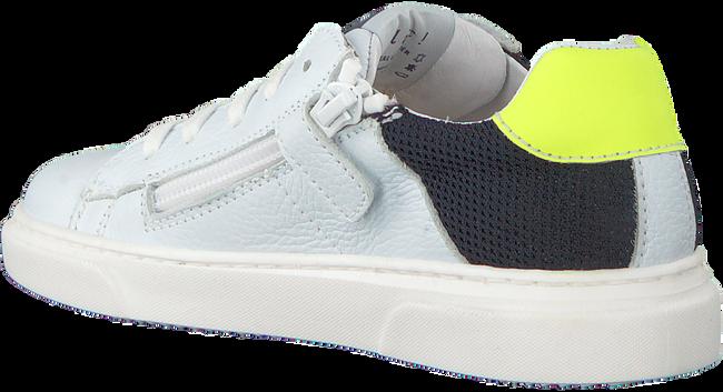 Witte CLIC! Sneakers KAZAN - large