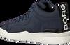 Blauwe BJORN BORG Hoge sneaker L250 MID  - small