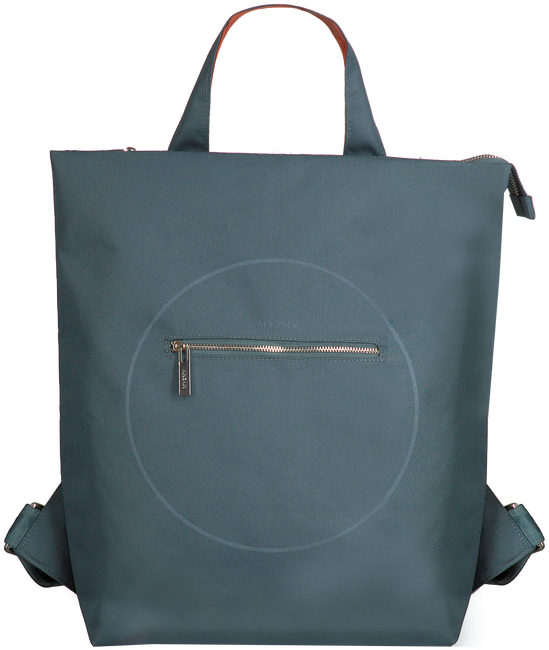 Blauwe MYOMY Rugtas MY CIRCLE BAG  - large