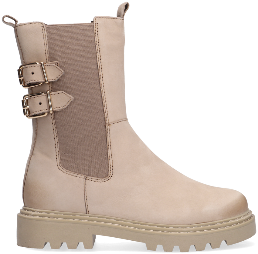 Taupe OMODA Chelsea boots LPSATURNO  - larger