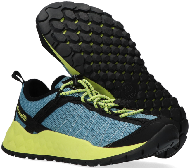 Blauwe TIMBERLAND Lage sneakers SOLAR WAVE  - large