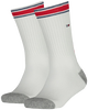 Witte TOMMY HILFIGER Sokken TH KIDS ICONIC SPORTS SOCK 2P - small