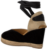 Zwarte UNISA Espadrilles CHUFY  - small
