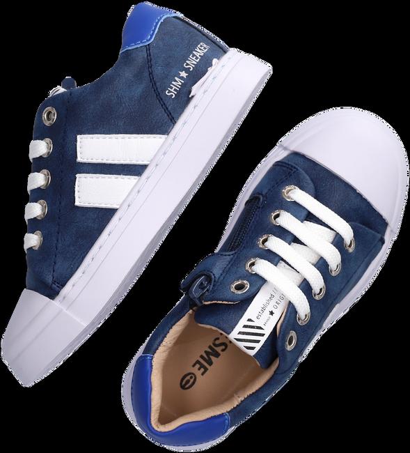 Blauwe SHOESME Lage sneakers SH21S010 - large