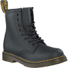 Zwarte DR MARTENS Veterboots DELANEY/BROOKLY - small