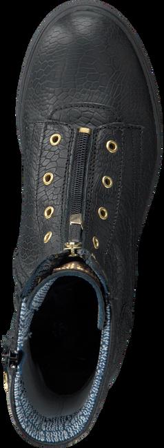 Zwarte RED RAG Lange laarzen 11062  - large