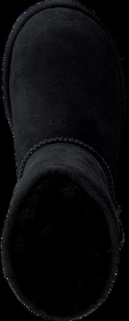 Zwarte UGG Vachtlaarzen CLASSIC II KIDS - large