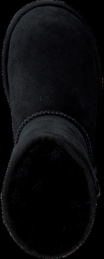 Zwarte UGG Vachtlaarzen CLASSIC II KIDS - larger