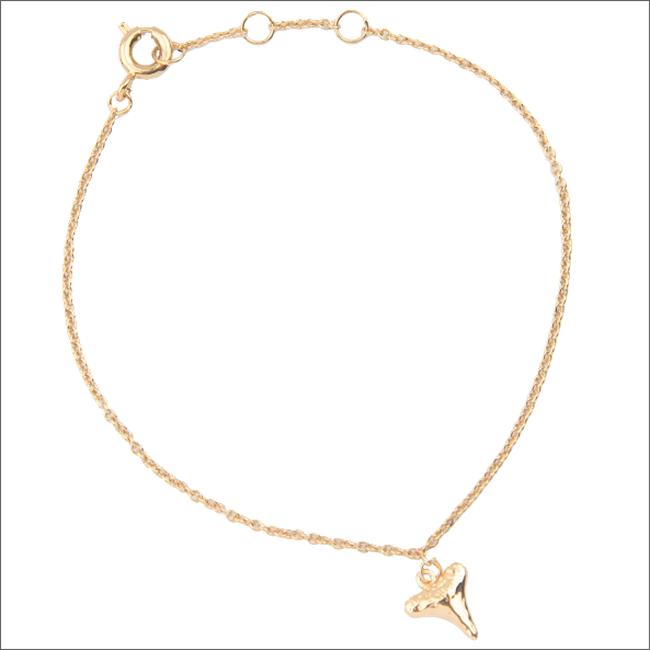Gouden ALLTHELUCKINTHEWORLD Armband SOUVENIR BRACELET TOOTH - large