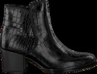 Zwarte GABOR Enkellaarsjes 890  - medium