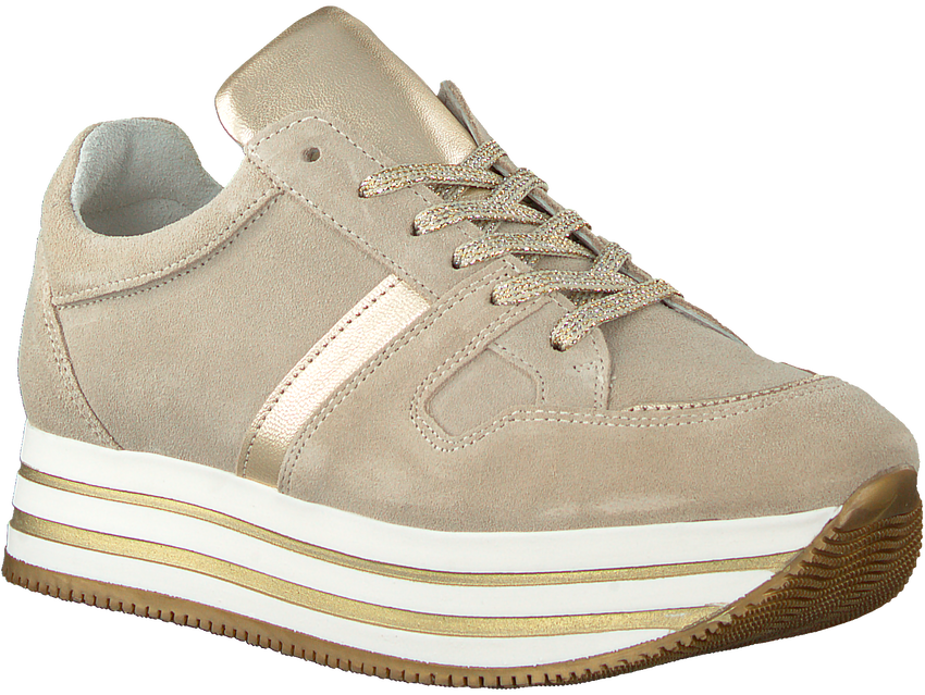 Beige OMODA Lage sneakers DANIELLE  - larger